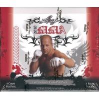 2010 Razor / Leaf MMA Box (Sealed) (UFC)
