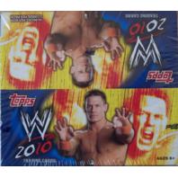 2010 Topps WWE Wrestling Retail Box (Sealed)