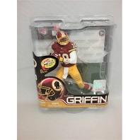 2012 Robert Griffin III McFarlane Figure Debut Series 31 Washington Redskins