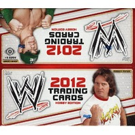 2012 Topps WWE Wrestling Hobby Box (Sealed)