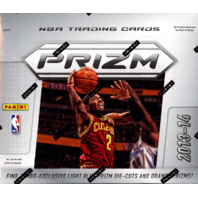 2013/14 Panini Prizm Basketball Jumbo Box (Sealed)