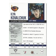 Ilya Kovalchuk 2001-02 Pacific Private Stock Titanium Draft Day Edition RC /780