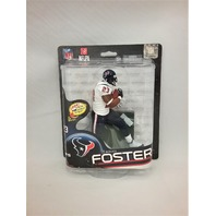 2013 Arian Foster McFarlane Debut Figure NFLPA Houston Texans Series 32