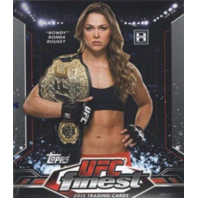 2013 Topps UFC Finest Hobby Master Box (Factory Sealed)(contains 2 mini-boxes)