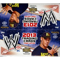 2013 Topps WWE Triple Threat Wrestling Hobby Box (Sealed)