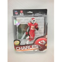 2014 Jamaal Charles McFarlane SPD Figure Debut Series 34 Kansas City Chiefs