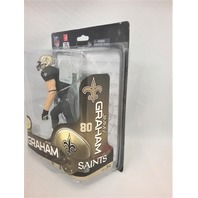 2014 Jimmy Graham McFarlane Delux Figure New Orleans Saints SPD NFLPA NFL 24