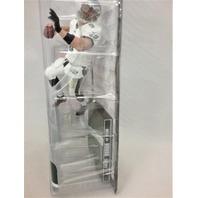Nick Foles White Uniform Variant McFarlane Philadelphia Eagles Series 35 Silver