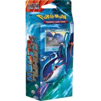 Pokemon TCG XY Primal Clash Theme 8 Deck Box (4-Earth's Pulse/4-Ocean's Core)