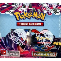 Pokemon TCG XY Phantom Forces Sealed Booster Box (English)