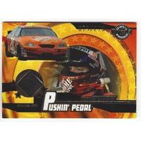 Tony Stewart 2004 Wheels American Thunder Pushin Pedal #PP15 Shoe Relic /275