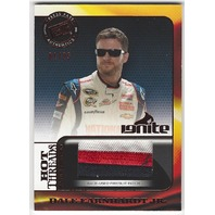 Dale Earnhardt Jr. 2013 Press Pass Ignite Hot Threads Patch Red Oversized