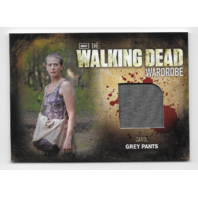 Carol 2012 Cryptozoic Walking Dead season 2 Wardrobe Card M21 Green Pants