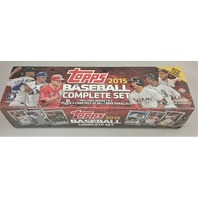 2015 Topps Baseball Factory Set Hobby