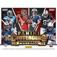 2015 Panini Contenders Football 24 Pack Hobby Box (Sealed)