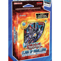 Yugioh Clash Of Rebellions Special Edition Deck Box (Sealed)