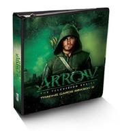 Arrow Season 2 Album Binder w/Exclusive Wardrobe Card (2015)(Cryptozoic)(Sealed)