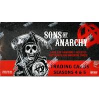 Sons Of Anarchy Seasons 4-5 Box (Cryptozoic) (Sealed) (2015)