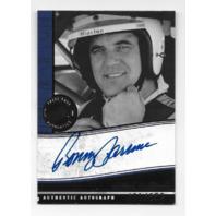 Benny Parsons NASCAR 2006 Press Pass Legends auto /650  Black white autograph