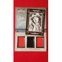 Lillian Gish 2015 Panini Americana Screen Legends 5 Card Lot Stewart Mitchum