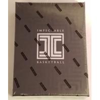 2016/17 Panini Impeccable NBA Basketball Hobby Box (6 Card s)(Sealed)