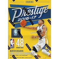 2016/17 Panini Prestige NBA Basketball Blaster Box (Sealed)(8 Packs)