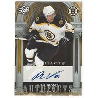 Phil Kessel Boston Bruins 09-10 Upper Deck Artifacts Autograph #AF-PK