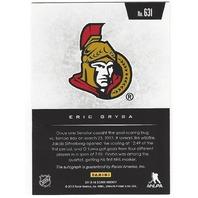 Eric Gryba Ottawa Senators 2013-14 Score Rookie Autograph Card #631