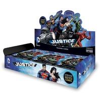 DC Comics: Justice League Trading Cards Hobby Box (Sealed) (Cryptozoic) 2016