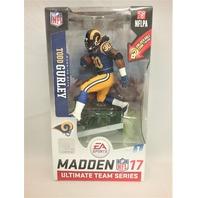 2016 Todd Gurley NFLPA Madden McFarlane Series 1 St. Louis Los Angeles LA Rams