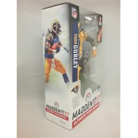 Todd Gurley Variant Yellow Jersery Madden McFarlane  Series 1 St. Louis LA Rams