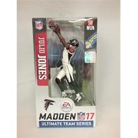 2016 Julio Jones NFL Madden McFarlane Ultimate Figure Series 2 Atlanta Falcons
