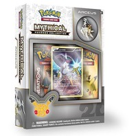 Pokemon TCG Mythical Collection - Arceus Pin Sealed Box (2016) Generations Packs