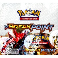 Pokemon TCG XY Break Point Sealed Booster Box (English) (Trading Card Game)