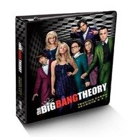 The Big Bang Theory Season 6&7 Sealed Album Binder w/Exclusive (2016-Cryptozoic)