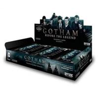Gotham Before the Legend Season 1 Trading Cards Hobby Box Sealed Cryptozoic 2016