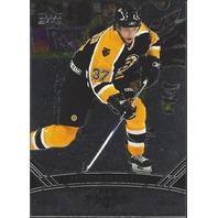 Patrice Bergeron Boston Bruins 2006-07 Black Diamond #128