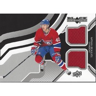 Nathan Beaulieu Montreal Canadians 2013-14 Black Diamond Double Diamond Jerseys