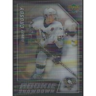 Alexander Ovechkin / Sidney Crosby 2006 UD Rookie Showdown #RS-SCAO
