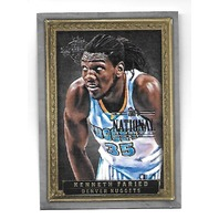 KENNETH FARIED 2013-14 Panini Court Kings Portraits /5 Denver Nuggets