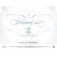 2017 Panini Flawless Baseball Hobby 2 Box Case (Factory Sealed)