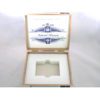 2017 Panini National Treasures NT Basketball Trading Cards Empty Cedar Cigar Box