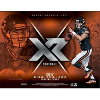 2017 Panini XR Football Hobby Box (2 Packs)(Sealed)