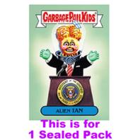 2017 Topps Garbage Pail Kids Adam-Geddon 8-Card Hobby Pack (Sealed)(Random)