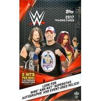 2017 Topps WWE Wrestling Hobby 8 Box Case (Factory Sealed)