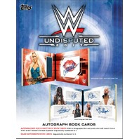 2017 Topps WWE Undisputed Hobby Pack (5 Cards) (Factory Sealed)
