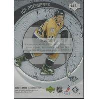 RYAN SUTER 2005-06 UD Upper Deck Ice Premieres /199 Rookie Nashville Predators