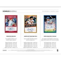 2018 Panini Donruss Baseball Hobby 24 Pack Box (Factory Sealed)