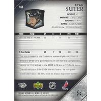 Ryan Suter Nashville Predators 2005-06 Upper Deck Series 2 Young Guns RC #454