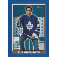 Alexander Steen Toronto Maple Leafs 2005-06 Bee Hive Hockey Blue #112